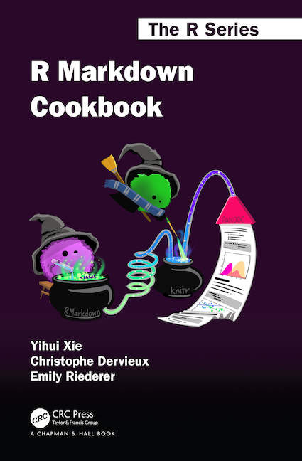 R Markdown Cookbook