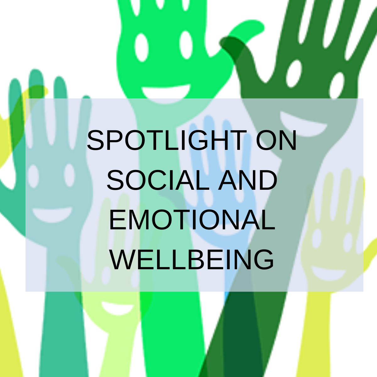 Spotlight on Social and Emotional Wellbeing