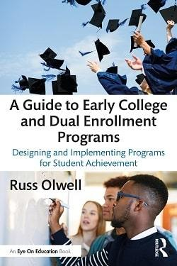 A Guide to Early College and Dual Enrollment Programs Cover Image