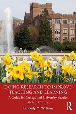 Doing Research to Improve Teaching and Learning Book Cover