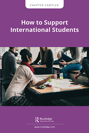 How to Support International Students Chapter Sampler Cover