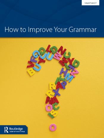 How to Improve Your Grammar