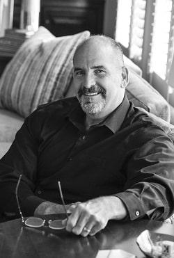 Mark Dollins Author Portrait
