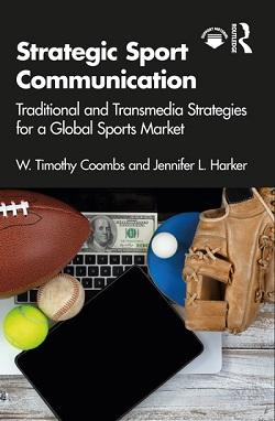 Strategic Sport Communication Book Cover