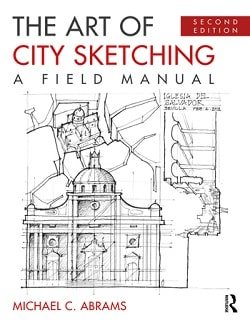 The Art of City Sketching Book Cover