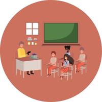 classroom tips icon