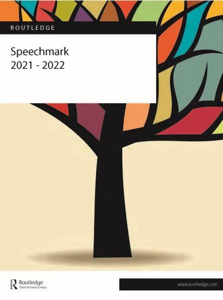Speechmark Catalog 2021 - 2022