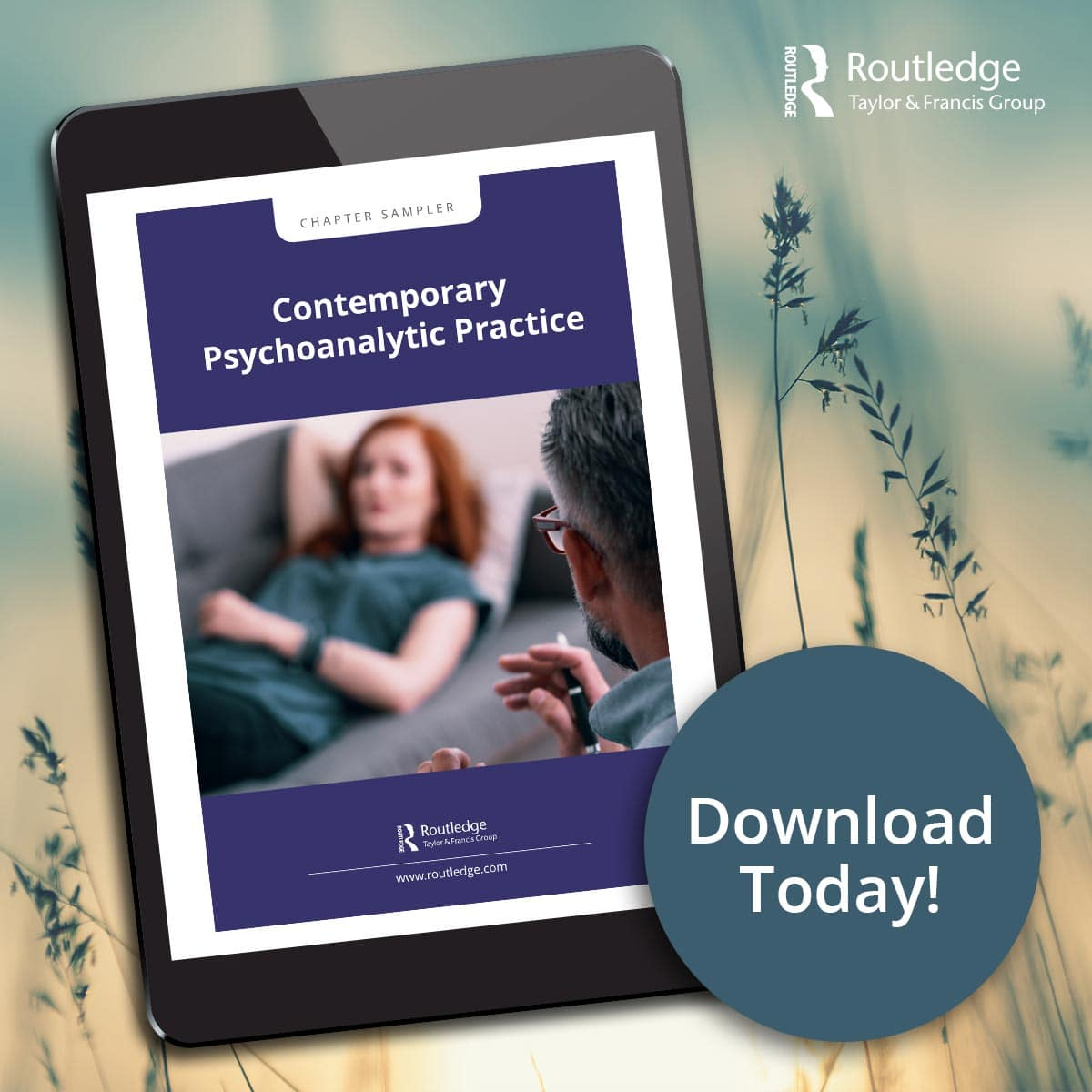 Contemporary Psychoanalytic Practice Chapter Sampler
